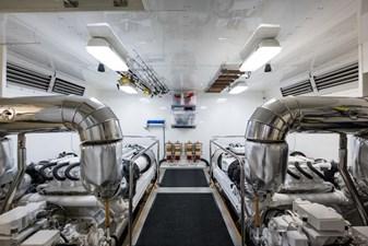 Tomorrow We Ride 121 Engine Room