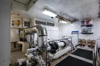 Tomorrow We Ride 123 Engine Room
