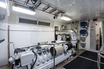 Tomorrow We Ride 124 Engine Room