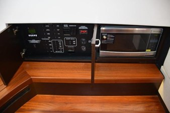 Microwave oven, AC electrical panel