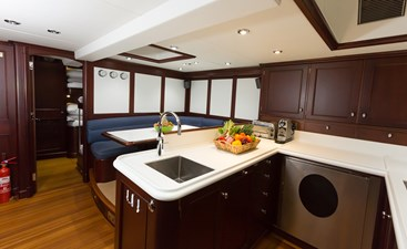 Galley and Crew mess