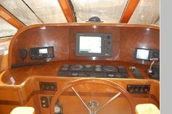 2002 Hampton 490 Pilothouse 40 41