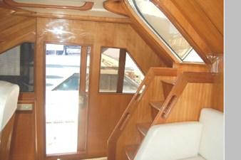 2002 Hampton 490 Pilothouse 49 50