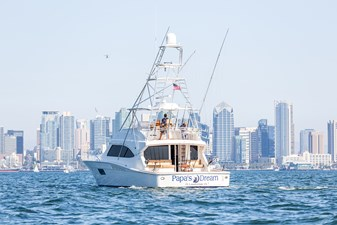 64ft Bertram-Papas Dream-8266