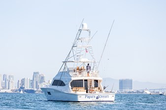 64ft Bertram-Papas Dream-8289