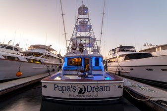 64ft Bertram-Papas Dream-8498