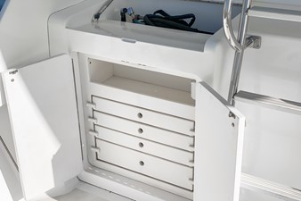 Tackle Drawers/Sink