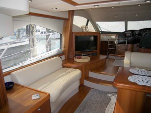 Salon to Port From Aft