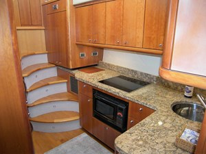 Galley Aft to Port