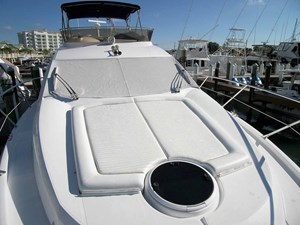 Young Girl 25 Foredeck Sunpad