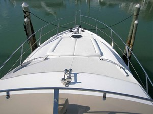 Young Girl 28 Foredeck from Bridge