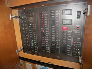 Young Girl 42 Main Electrical Panel