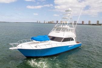 El Cazador 1 El Cazador 2003 VIKING Convertible Sport Fisherman Yacht MLS #269178 1