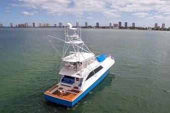 El Cazador 3 El Cazador 2003 VIKING Convertible Sport Fisherman Yacht MLS #269178 3