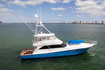 El Cazador 4 El Cazador 2003 VIKING Convertible Sport Fisherman Yacht MLS #269178 4