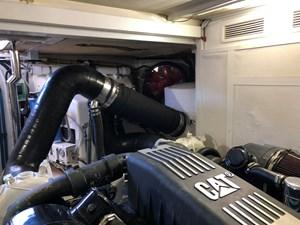 68 Fairline Squadron 187 Engine Room (4)