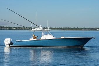 RICOCHET 1 Starboard Profile