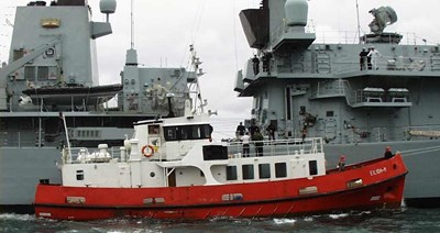 Fintry 7 Fintry 1972 CUSTOM Converted Royal Navy Fleet Tender Trawler Yacht Yacht MLS #269206 7