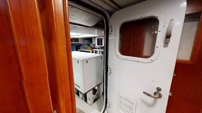 Engine Room Entrance