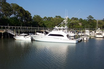 No Name  1 No Name  1988 DONZI MARINE Z65 Sportfish Sport Yacht Yacht MLS #269233 1