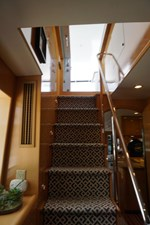 24 Flybridge Staircase
