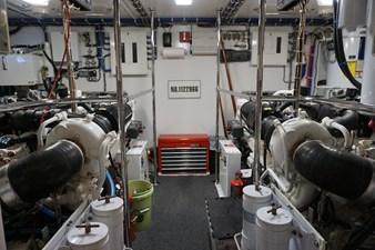 Luisa 47 30 Engine Room