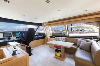 Pilothouse and Lounge deck