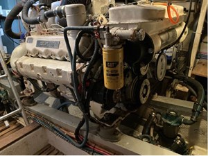 Chessie 15 Engine