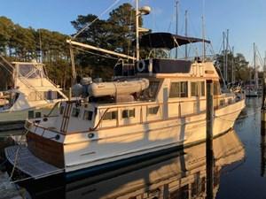 Chessie 25 Starboard view