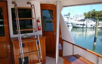 7.  Sun Deck Starboard Side