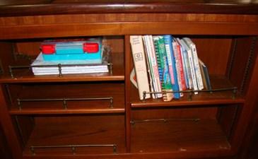 18. Master Book Shelves