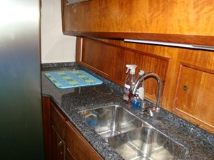 29. Galley Counter Top