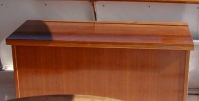 60. Sun Deck Bench Seats