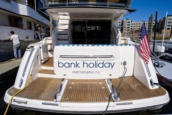 BANK HOLIDAY 45 Swim Platform