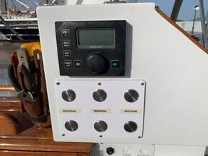 Sail and Anchor Controls