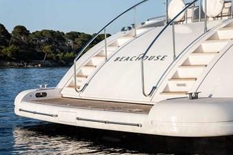 BEACHOUSE 6 BEACHOUSE 2009 OVERMARINE GROUP MANGUSTA 130 Motor Yacht Yacht MLS #269371 6