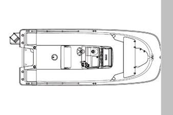 2017 Boston Whaler 210 Montauk 14 15