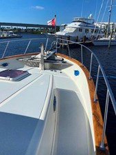 Apres Sail 13 120 Starboard Foredeck