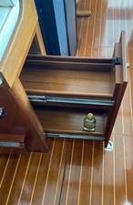Apres Sail 41 211 Helm Seat Cabinet