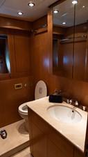 BRAVO DELTA 10 Dayhead Master cabin