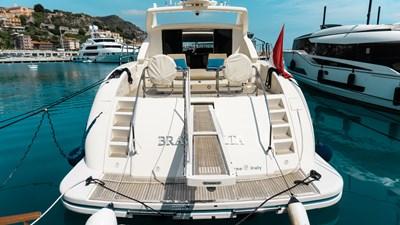 BRAVO DELTA 22 Yacht in port