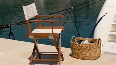 BRAVO DELTA 23 Welcome chair