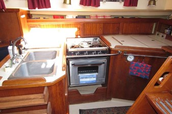 Sinks and Stove