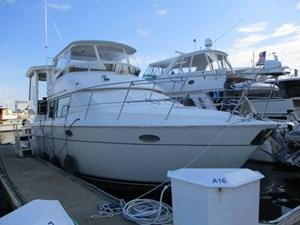 Sea Fox 1 1. Carver 500 Starboard Profile