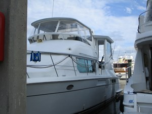 Sea Fox 2 2. Carver 500 Port Profile