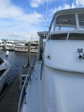 Sea Fox 4 4.Carver 500 Starboard View Aft