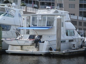 Sea Fox 7 7.Carver 500 Aft Starboard Profile
