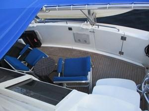 Sea Fox 8 8. Carver 500 Cockpit