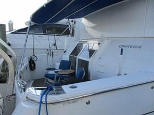 Sea Fox 9 9.Carver 500 Cockpit 2