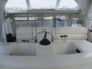 Sea Fox 14 15. Carver 500 Bridge View Aft